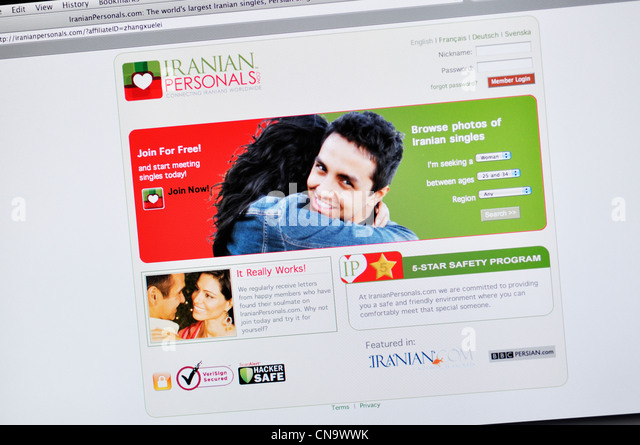 Persian online dating in Australia