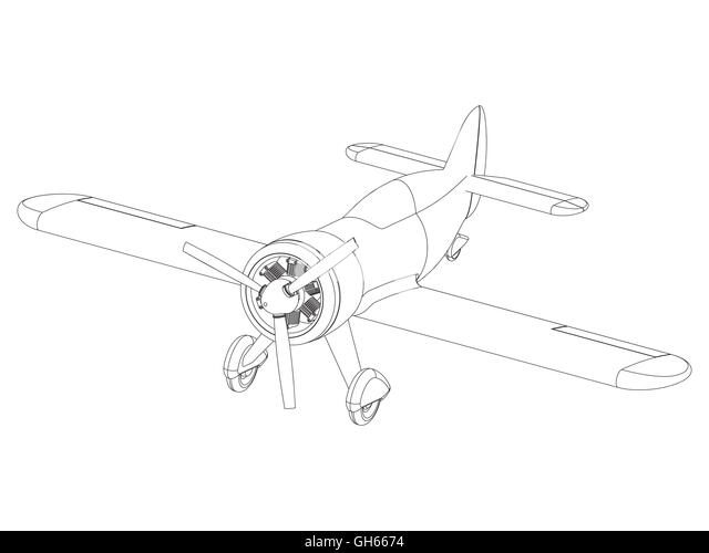 Jet Engine Drawing Stock Photos Amp Jet Engine Drawing Stock