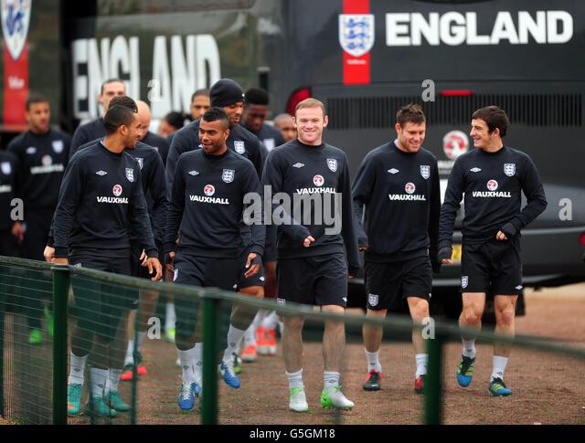 Soccer England Rest World Fifa Stock Photos & Soccer England Rest ...