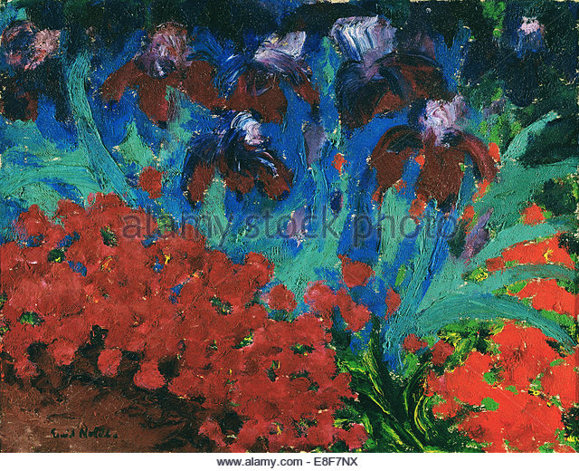 It's About Time: The Softer Side of German Colorist Emil Nolde ...