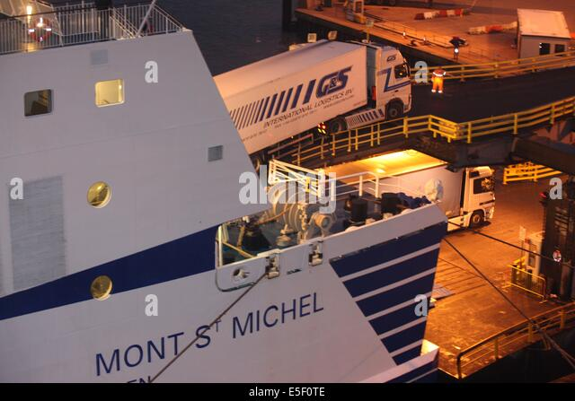 france normandy brittany ferries ferry stock photos france normandy brittany ferries ferry. Black Bedroom Furniture Sets. Home Design Ideas