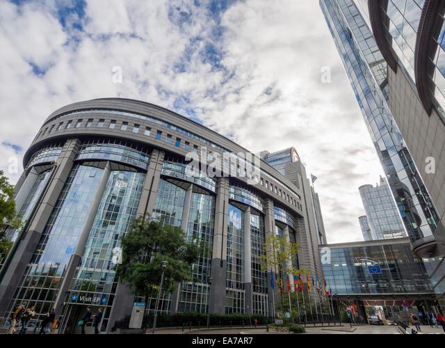 Eu Headquarters Brussels Stock Photos & Eu Headquarters ...