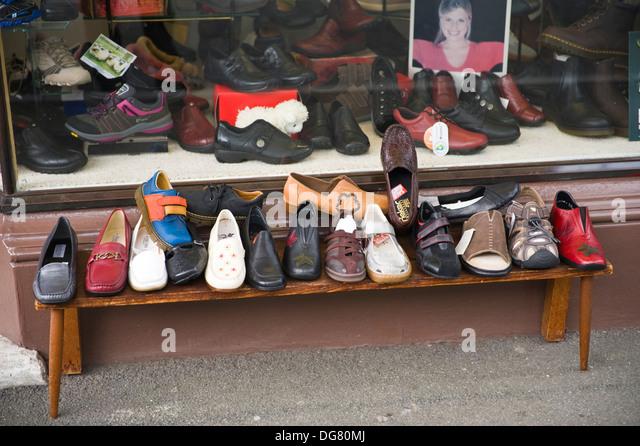Ecco Shoe Shops West Sussex