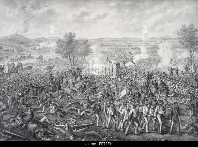 Gettysburg date