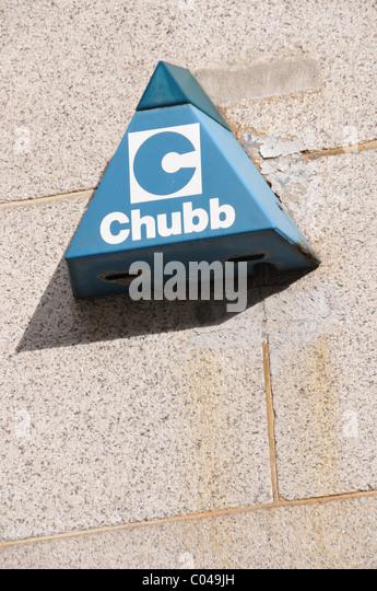 Chubb Alarm manual