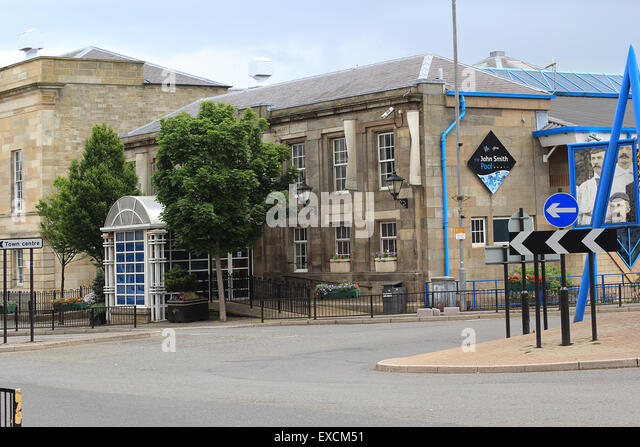 Airdrie Town Scotland Stock Photos Airdrie Town Scotland Stock Images Alamy