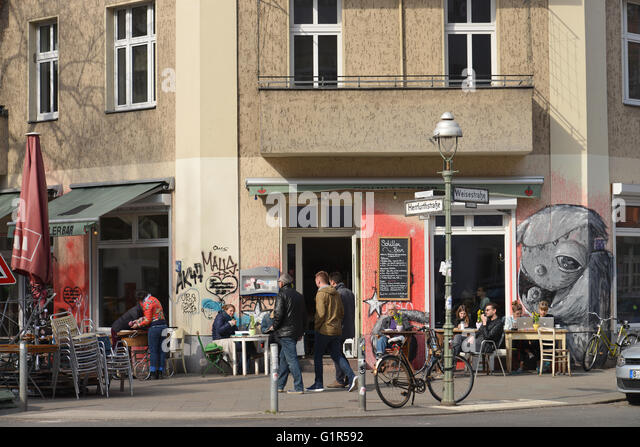 berlin cafes cafe stock photos berlin cafes cafe stock images alamy. Black Bedroom Furniture Sets. Home Design Ideas