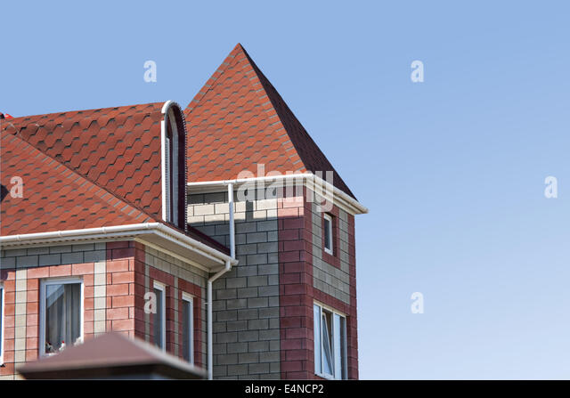 Detached Red Brick Stock Photos Detached Red Brick Stock