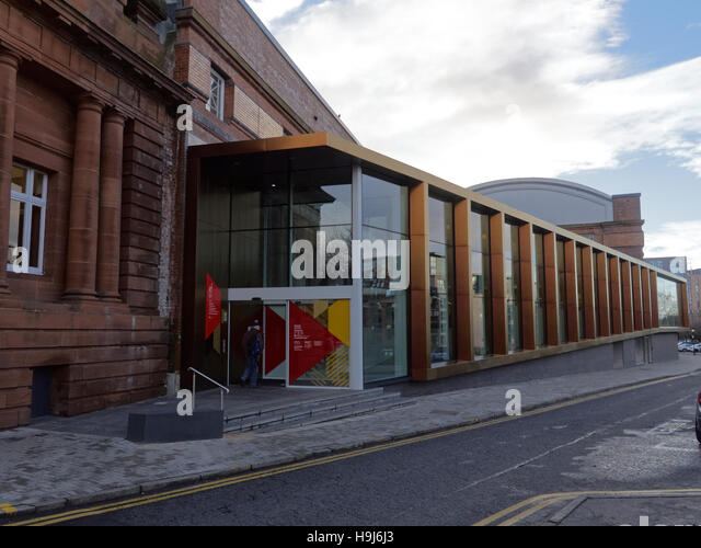 Kelvin hall glasgow stock photos kelvin hall glasgow for Chambre 69 club glasgow