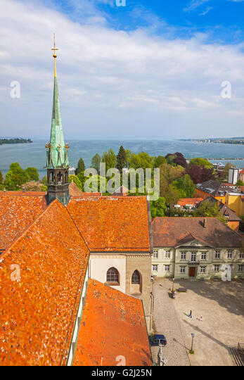 View konstanz minster konstanz stock photos view for Boden germany