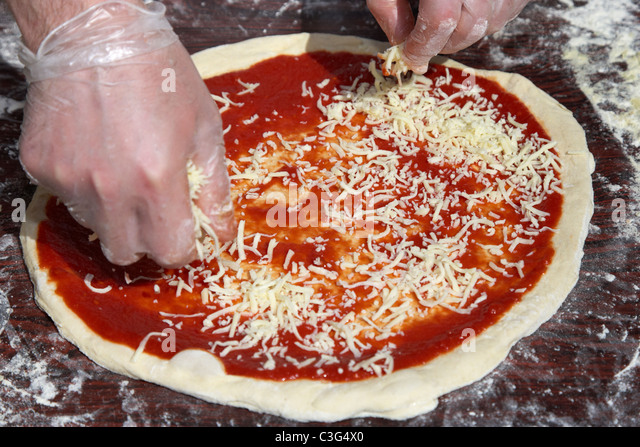Adding Cheese Stock Photos Adding Cheese Stock Images Alamy
