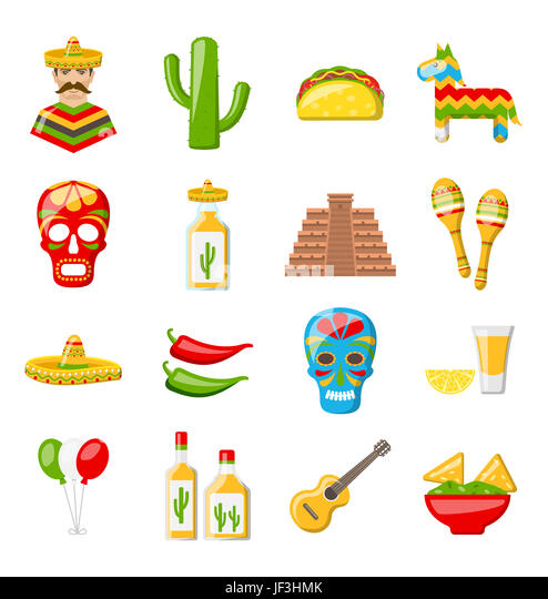 Pinata Mexico Cut Out Stock Images Pictures Alamy