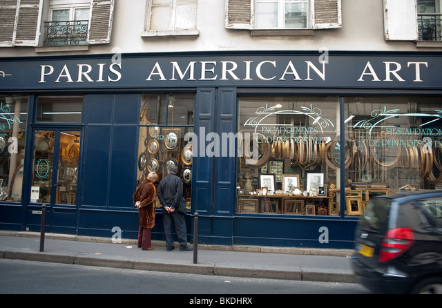 Window frames paris stock photos window frames paris stock images alamy - Darty porte de saint ouen ...