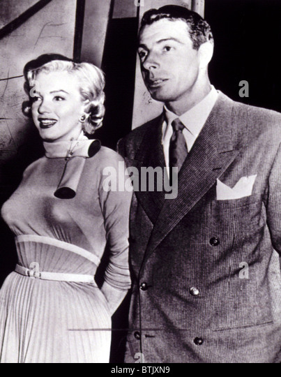 Marilyn Monroe Joe Dimaggio Wedding Church