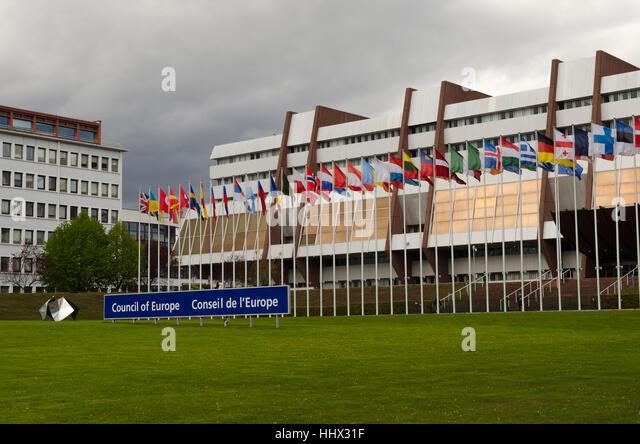 Palais de leurope council europe stock photos palais de for Architects council of europe