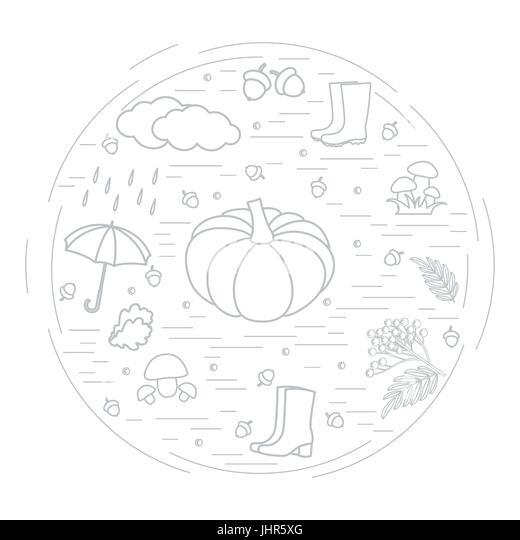 Natural Elements Symbols Stock Photos Natural Elements Symbols