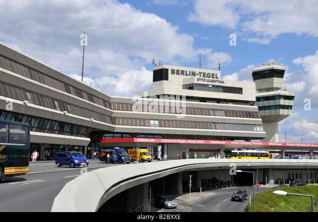 Berlin Tegel International Airport Stock Photos U0026 Berlin Tegel International Airport Stock ...