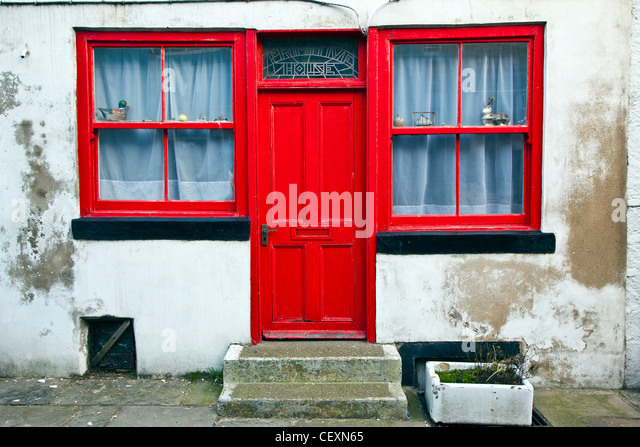 Cottage windows stock photos cottage windows stock for North windows and doors