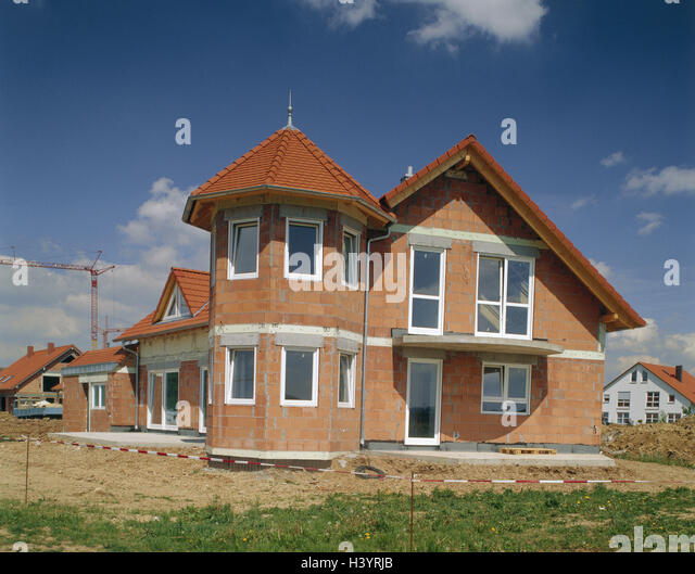 Shell house stock photos shell house stock images alamy for Cost to build shell of house