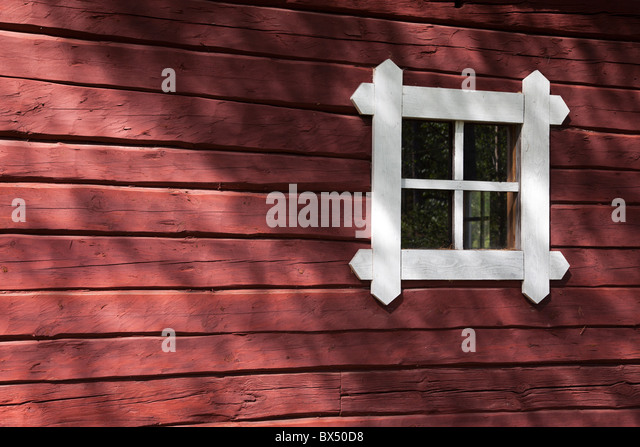 Ochre Painted House Stock Photos Amp Ochre Painted House