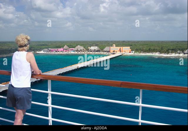 Costa Maya Cruise Port Stock Photos Amp Costa Maya Cruise Port Stock Images Alamy