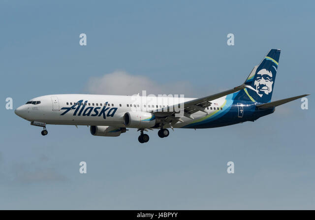 Alaska Airlines Stock Photos Alaska Airlines Stock Images Alamy