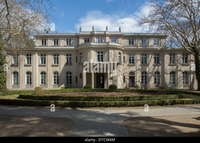 Wannsee conference stock photos wannsee conference stock images