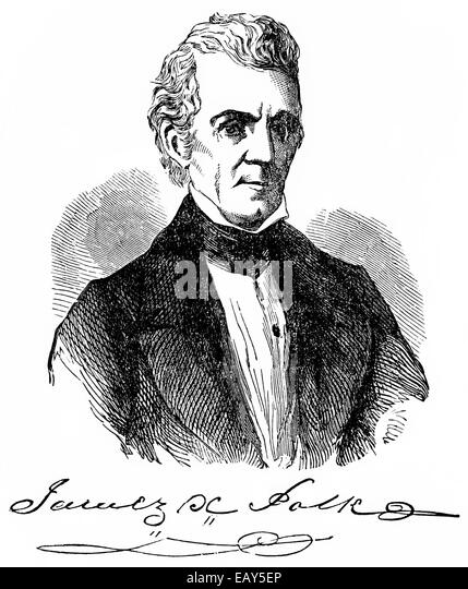 the life and times of the 11th president of the united states james knox polk James polk (1795-1849) served as the 11th us president from 1845 to 1849  during his tenure, america's territory grew by more than one-third and extended.