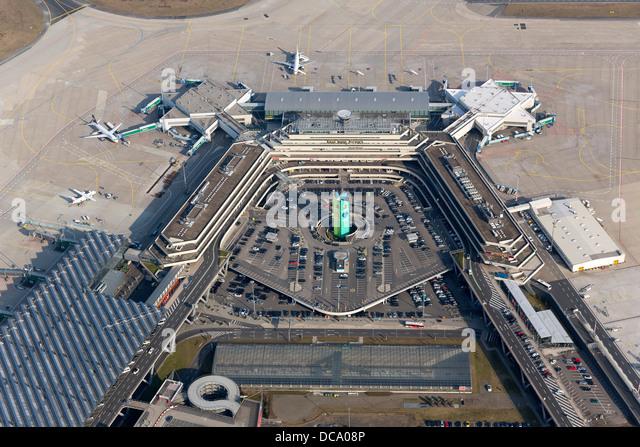 Air Planes At Cologne Bonn Airport Stock Photos Air Planes At