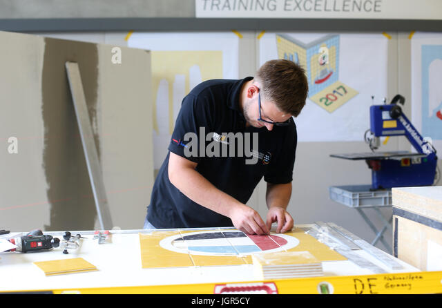 Ardex Witten tilers stock photos tilers stock images alamy