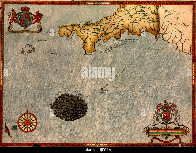 "an analysis of the battle between the spanish armada and the british fleet in 16th century ""the armada portrait is a  the european superpower of the 16th century  one of the english fleet preparing for battle and the other of the spanish armada,."