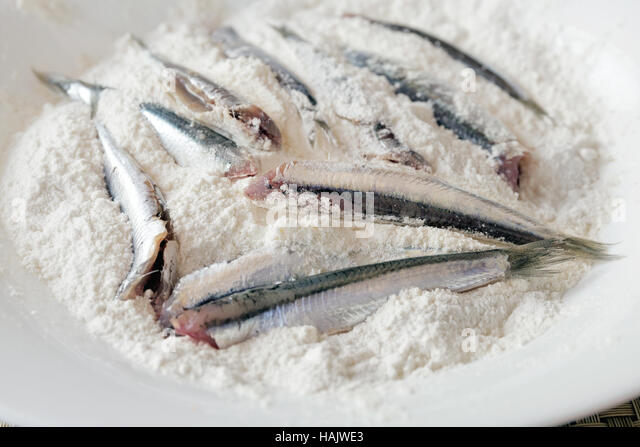 how to clean dried anchovies
