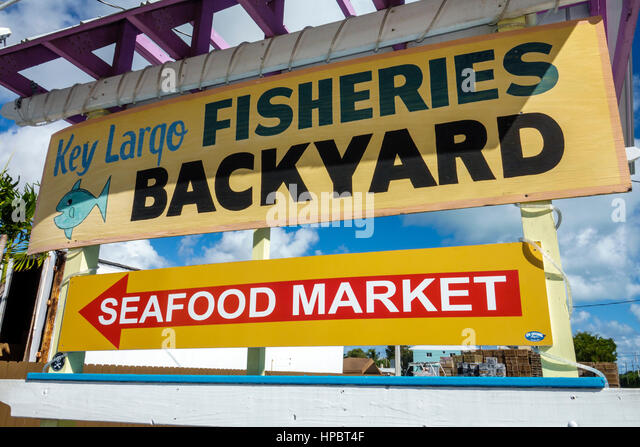 Upper largo stock photos upper largo stock images alamy for Key largo fish market