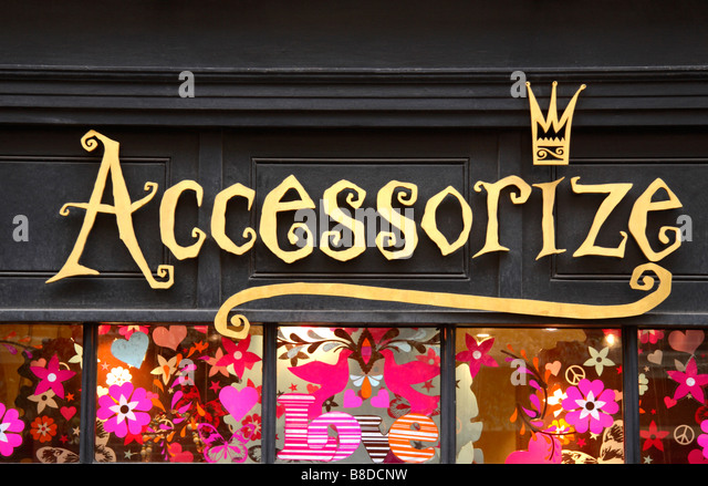 Accessorize stock photos accessorize stock images alamy for Accessoires shop