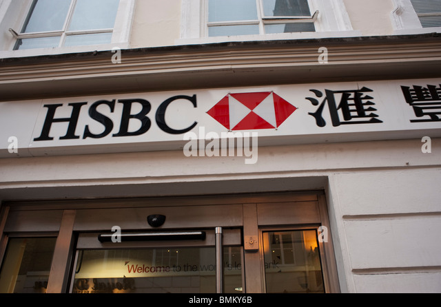 Hsbc Bank London Stock Photos & Hsbc Bank London Stock ...