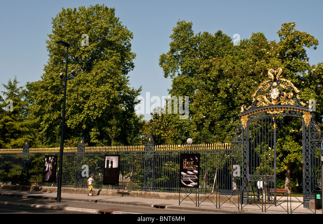 Jardin public bordeaux stock photos jardin public for Jardin public bordeaux