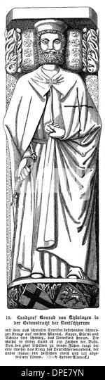 Картинки по запросу Konrad von Thüringen