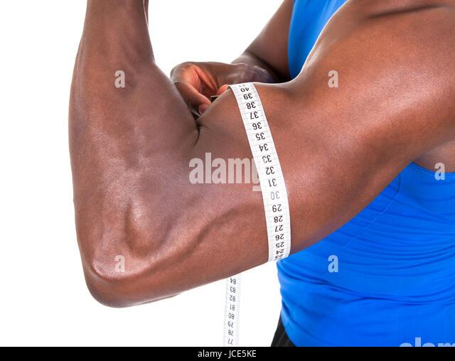 measure biceps stock photos measure biceps stock images alamy. Black Bedroom Furniture Sets. Home Design Ideas