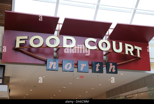 Parker Place Mall Food Court