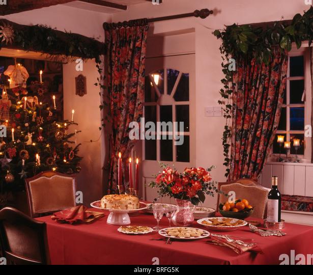 Cottage Tea Room Stock Photos & Cottage Tea Room Stock