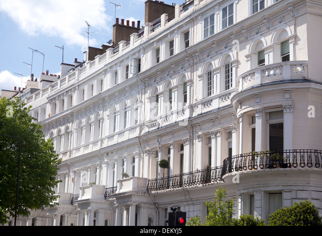 Notting Hill London Victorian Stock Photos & Notting Hill London ...