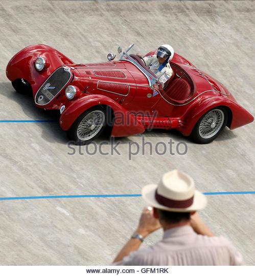 Alfa Romeo 8c 2900 Stock Photos & Alfa Romeo 8c 2900 Stock