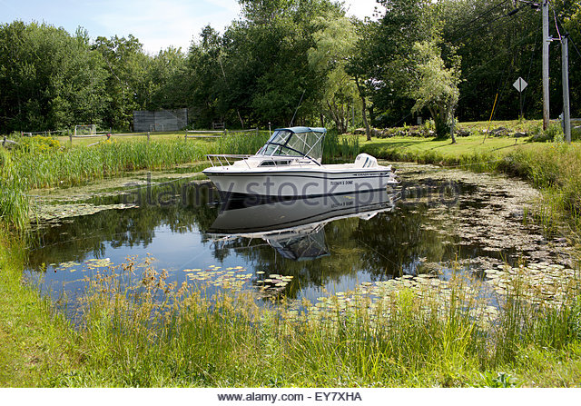 Big boat stock photos big boat stock images alamy for Big fish in a small pond game