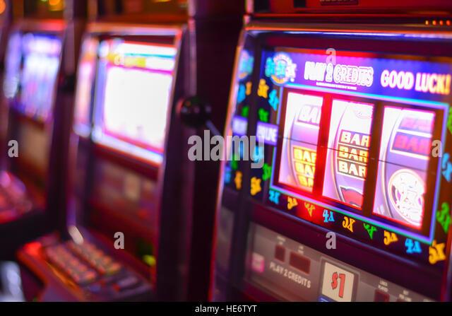 Slot gambling problem casino revenue 2008
