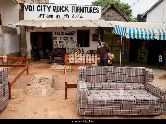 Voi stock photos voi stock images alamy for Outdoor furniture kenya