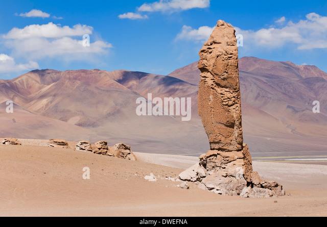 Desert Rock Pillars : Stone pillars stock photos images