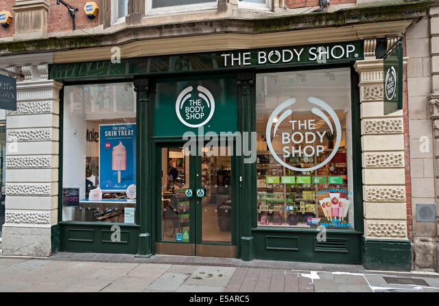 L'Oreal eyes Body Shop takeover