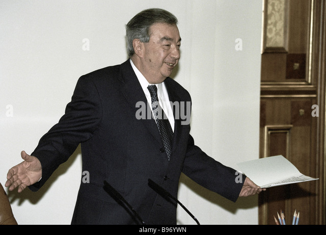 H.E. (Former) Russian Prime Minister Evgeny Primakov