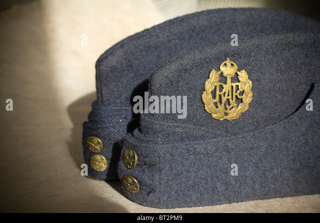 insignia world war ii beret cap hat raf regiment baseball veteran simons