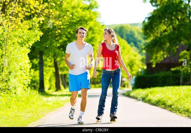 Rollerblade Stock Photos & Rollerblade Stock Images